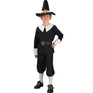 さすらい 放浪 衣装 、コスチューム 子供男性用 Pilgrim Boy|amecos