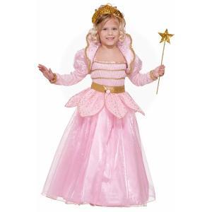 リトルプリンス お姫様 衣装 、コスチューム ドレス 子供女性用 Little Pink Princess|amecos