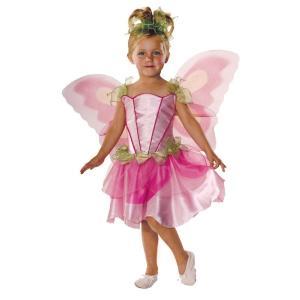 ピンクバタフライ 妖精 衣装 、コスチューム 子供女性用 Pink Butterfly Fairy|amecos