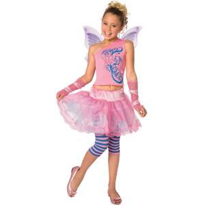 バタフライ 妖精 衣装 、コスチューム 子供女性用 フェアリー Butterfly Fairy|amecos