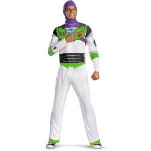 バズライトイヤー 衣装 、コスチューム 大人男性用 トイ・ストーリー Buzz Lightyear|amecos