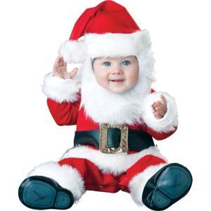 サンタクロース 衣装 、コスチューム ベビー用 クリスマス SANTA BABY|amecos