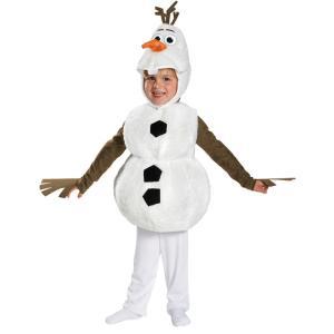 オラフ 衣装、コスチューム 子供用 アナと雪の女王 ハロウィンにピッタリ!|amecos