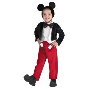 ミッキーマウス 衣装、コスチューム コスプレ Deluxe 子供男性用 ディズニー amecos