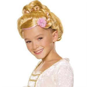 Sophisticated お姫様 ウィッグ、かつら ブロンド、金髪 子供用【ハロウィン:ウィッグ_hw16_mk05】|amecos