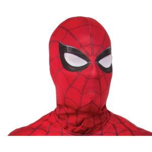 スパイダーマン マスク 大人用 ホームカミング|amecos