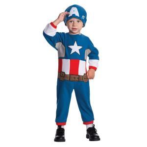 キャプテンアメリカ アベンジャーズ 衣装、コスチューム 子供男性用 マーベル CAPTAIN AMERICA|amecos