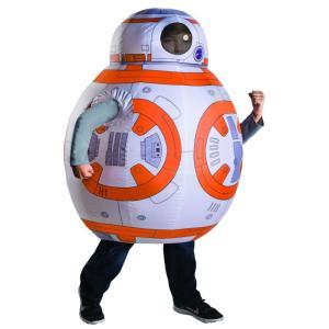 BB-8 衣装、コスチューム 子供男性用 空気で膨らむ 着ぐるみ スターウォーズ|amecos
