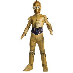 C-3PO 衣装、コスチューム 子供用 スターウォーズ Classic|amecos