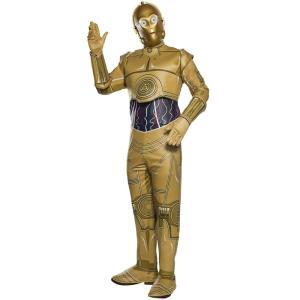 C-3PO 衣装、コスチューム 大人男性用 スターウォーズ Classic|amecos