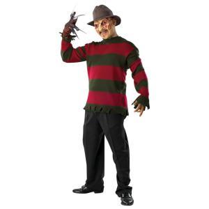 フレディ・クルーガー 衣装、コスチューム 大人男性用 セーター エルム街の悪夢
