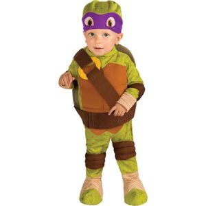 ドナテロ タートルズ 衣装、コスチューム 幼児用 ハロウィン |amecos