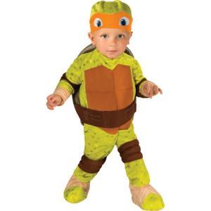 ミケランジェロ タートルズ 衣装、コスチューム 幼児用 ハロウィン |amecos