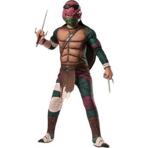 ラファエロ タートルズ デラックス 衣装、コスチューム 子供男性用  Turtles Raphael Deluxe|amecos