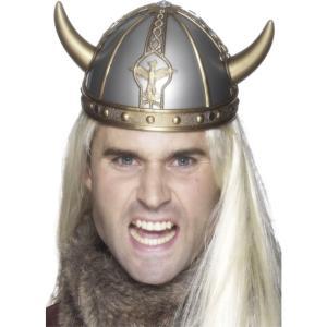 ヘルメット カブト バイキング風 大人男性用 Viking Helmet PVC|amecos