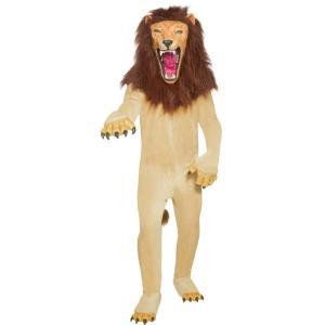 ライオン サーカス 衣装 コスチューム 大人男性用 amecos