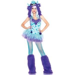 水玉 衣装、コスチューム 大人女性用 Polka Dotty amecos