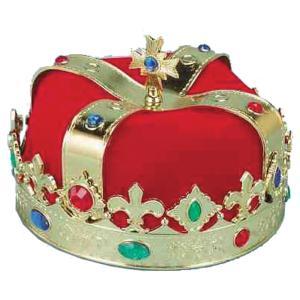 王様の王冠 帽子、ヘッドピース |amecos