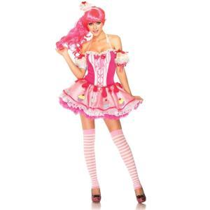 Babycake ケーキのドレス 衣装、コスチューム 大人女性用|amecos