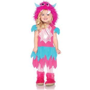 スウィートハート・モンスター 衣装、コスチューム 幼児女性用 amecos