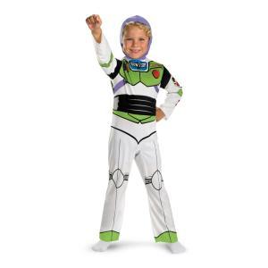 バズ・ライトイヤー 衣装、コスチューム クラシック 子供男性用 ディズニー、トイ・ストーリー|amecos
