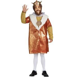 バーガーキング 衣装 、コスチューム 大人男性用 王様|amecos