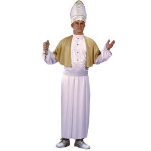 ローマ教皇 法王 衣装 、コスチューム 大人男性用 ヨーロッパ 王様|amecos