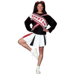 チアリーダー・スパルタン・ガール 衣装、コスチューム 大人女性用|amecos