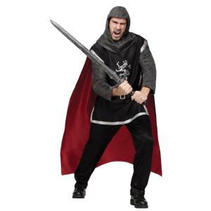 中世の騎士 衣装、コスチューム 大人男性用 ナイト MEDIEVAL KNIGHT|amecos
