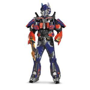 トランスフォーマー オプティマスプライム 衣装 、コスチューム 大人男性用 OPTIMUS PRIME amecos