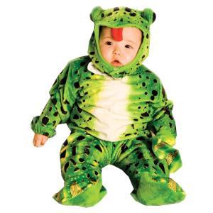 カエル 衣装、コスチューム 着ぐるみ 子供男性用 FROG PLUSH GREEN|amecos