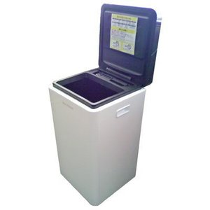 家庭用バイオ式生ごみ処理機 バイオクリーン BS-02型  バイオ式 生ゴミ処理機 コンポスト|amecss|03