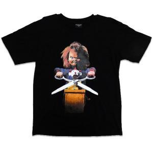 ムービーTシャツ チャイルドプレイ チャッキー|amegare