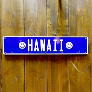 プレートキーフック HAWAII ハワイ|amegare