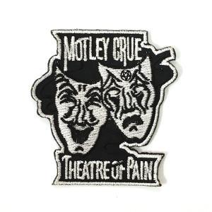 ワッペン Motley Crue/モトリー・クルー amegare