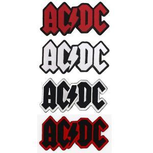 ワッペン AC/DC エーシー・ディーシー amegare