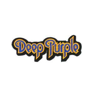 ワッペン Deep Purple ディープ・パープル amegare