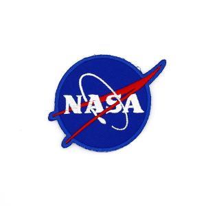 ワッペン NASA ナサ amegare