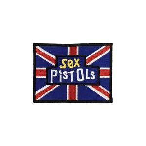 ワッペン Sex Pistols/セックス・ピストルズ amegare
