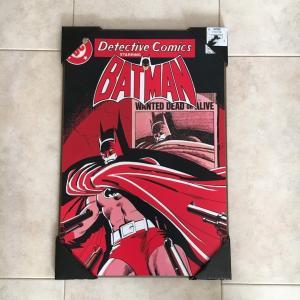 アメリカンコミック アートパネル バットマン|amegare