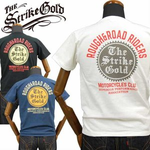 ストライクゴールド THE STRIKEGOLD オリジナル吊り編みTシャツ「SGT2002」 amekajishop-klax-on