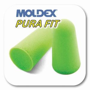 (1000円以上メール便無料) MOLDEX PURA-FIT モルデックス ピュラフィット 耳栓 耳せん 1ペア|amemart