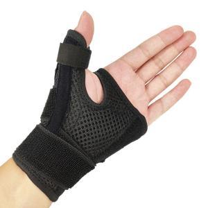 親指サポーター 拇指サポーター  メッシュタイプ フリーサイズ  男女兼用 左右兼用|amenity2019