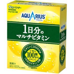 アクエリアス 1日分のマルチビタミン パウダー 5箱(25袋入)|amenityshop