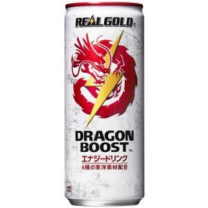 リアルゴールド ドラゴンブースト 250m缶×30本