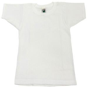 GREEN HILLS THERMAL SOLID SS TEE(グリーンヒルサーマル無地半袖Tシャツ)