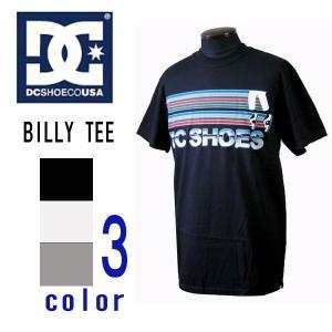 DC SHOES ディーシーシュー 半袖Tシャツ BILLY メンズ半袖Tシャツ カットソー (13時までの注文は当日発送 土日祝日は除く)|america-direct