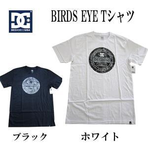 DC SHOES ディーシーシュー 半袖Tシャツ BIRDS EYE メンズ半袖Tシャツ カットソー (13時までの注文は当日発送 土日祝日は除く)|america-direct