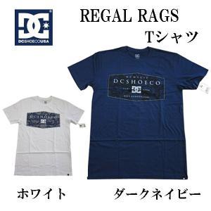 DC SHOES ディーシーシュー 半袖Tシャツ REGAL RAGS メンズ半袖Tシャツ カットソー (13時までの注文は当日発送 土日祝日は除く)|america-direct