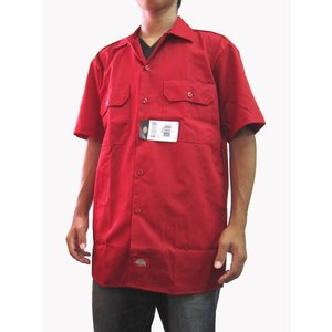 ディッキーズ Dickies 1574 メンズ半袖シャツ カジュアルシャツ ワークシャツ 作業着 ワークウェア 大きいサイズ (13時までの注文は当日発送 土日祝日は除く)|america-direct|06